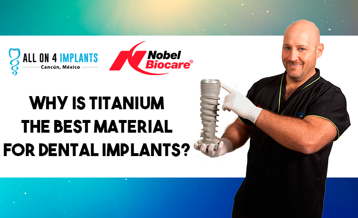 Titanium: the best material for Dental Implants?